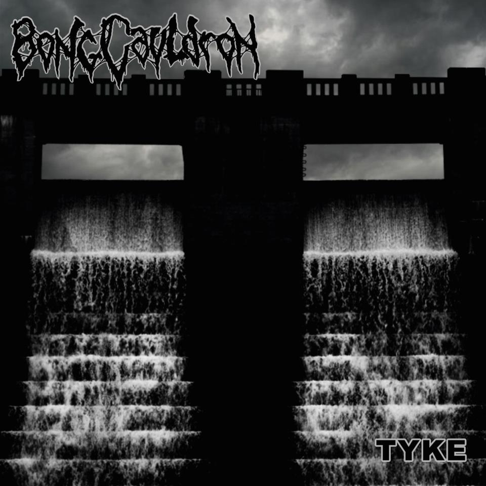 Bong Cauldron - Tyke Cover